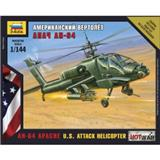 AH-64 APACHE U. S. ATTACK HELICOPTER