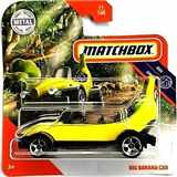 AUTÍČKO MATCHBOX BIG BANANA CAR