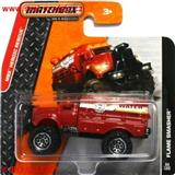 AUTÍČKO MATCHBOX FLAME SMASHER