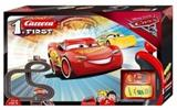 AUTODRÁHA CARRERA 1.  FIRST DISNEY CARS 3 NA BATERIE