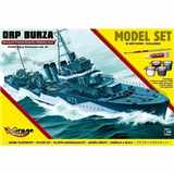 BOJOVÁ LOĎ ORP BURZA WZ.  44 MODEL SET