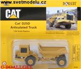 Caterpillar D25D Articulated Truck