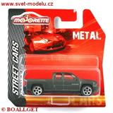 CHEVROLET SILVERADO BROWN BLISTR