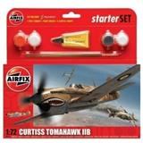 CURTISS TOMAHAWK IIB STARTER SET