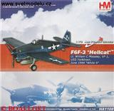 F6F-3 HELLCAT LT.  WILLIAM C MODELEY VF-1 UUS YORKTOWN JUNE 1944 WHITE 9