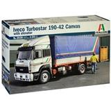 IVECO TURBOSTAR 190-42 CANVAS WITH ELEVATOR
