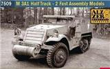 M3A1 HALF TRACK TWO FAST