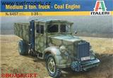 MEDIUM 3 TON.  TRUCK COAL ENGENE