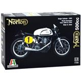 NORTON MANX 500cc WORLD CHAMPION FROM 1950 TO 1951 G.  DUKE