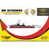 ORP BLYSKAWICA 1943/ 2012 LIMITED EDITION 1300 PCS.