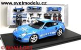 PORSCHE 996 TURBO TECHART GTS BILSTEIN
