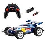 RC AUTO CARRERA BUGGY RED BULL RTR 2, 4 GHz