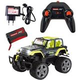 RC AUTO CARRERA JEEP WRANGLER RUBICON 2, 4 GHz RTR
