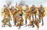 RED ARMY 1940-1942 INFANTRY