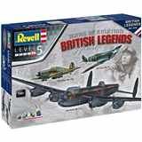 REVELL 05696 ICONS OF AVIATION BRITISH LEGENDS