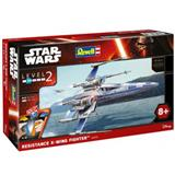REVELL 06696 STAR WARS RESISTANCE X-WING FIGHTER