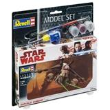 REVELL 63613 STAR WARS REPUBLIC GUNSHIP MODEL SET