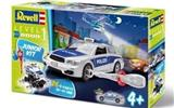 REVELL JUNIOR KIT POLICE CAR