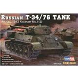 RUSSIAN T-34/ 76 MODEL 1942 FACTORY No.  112