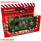 SANITA MILITARY SE ZVUKEM PULL SPEED