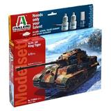 SD.  KFZ.  182 KING TIGER STARTER SET
