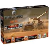 TANK TIGER 131 LIMITED EDITION BONUS CODE WORLD OF TANKS