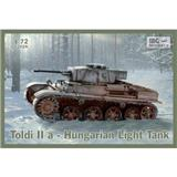 TANK TOLDI II A HUNGARIAN LIGHT TANK