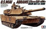 TANK U. S. M1A1 ABRAMS 120mm GUN MAIN BATTLE TANK