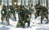 U. S.  INFANTRY WINTER UNIFORMS