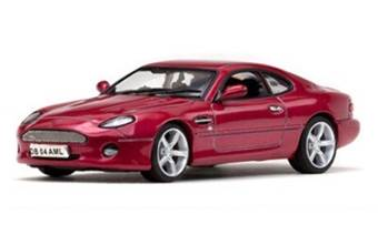 ASTON MARTIN DB7GT TORRO RED