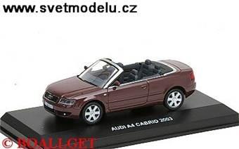 AUDI A4 CABRIO 2,0 2003