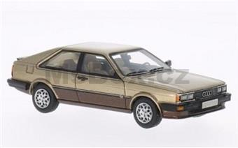 AUDI COUPE GT 1981 GOLD