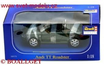 AUDI TT ROADSTER - Der neue Audi (1:18)