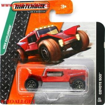 AUTÍČKO MATCHBOX COYOTE 500