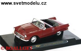 AUTO UNION 1000SP RED LIMITED EDITION