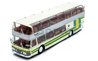 AUTOBUS NEOPLAN NH 22L SKYLINER 1983 WHITE / YELLOW AND GREEN