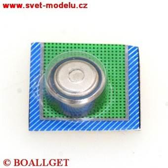 Baterie knoflíková alkalická 1.55V - AG13, 357A, CX44, LR44W, A76