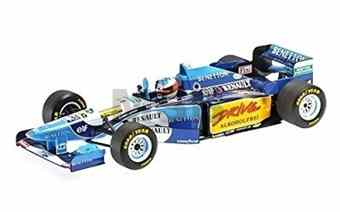 Benetton F1 B195 Renault #1 Michael Schumacher World Champion 1995