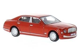 BENTLEY MULSANNE RHD