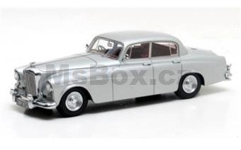 Bentley S2 Continental Sports Saloon Hooper 1959 silver