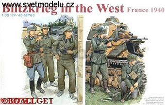 BLITZKRIEG IN THE WEST FRANCE 1944