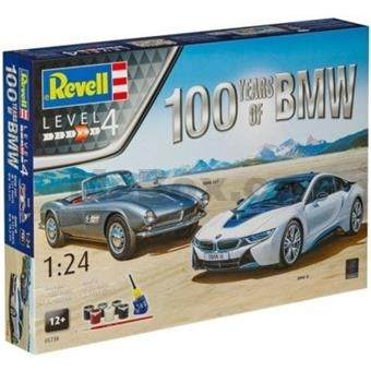 BMW 100 YEARS STARTER SET