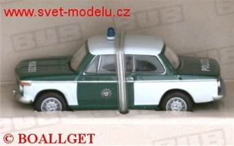 BMW 2002 POLIZEI LIMITED EDITION 1000 PCS.