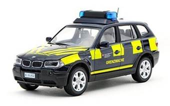 BMW X3 BORDER GUARDS-GERMANY VERSION