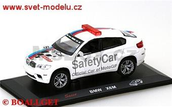 BMW X6M SAFETY CAR MOTOGP