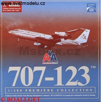 BOEING 707-123 AMERICAN AIRLINES