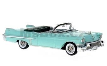 CADILLAC SERIES 62 CONVERTIBLE 1957 TYRKIS