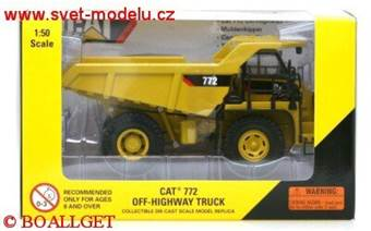 CAT 772D OFF HIGHWAY TRUCK