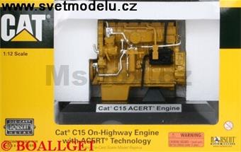 Caterpillar C15 On-Highway Engine with Acert Techn