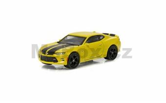 CHEVROLET CAMARO SS 2016 YELLOW